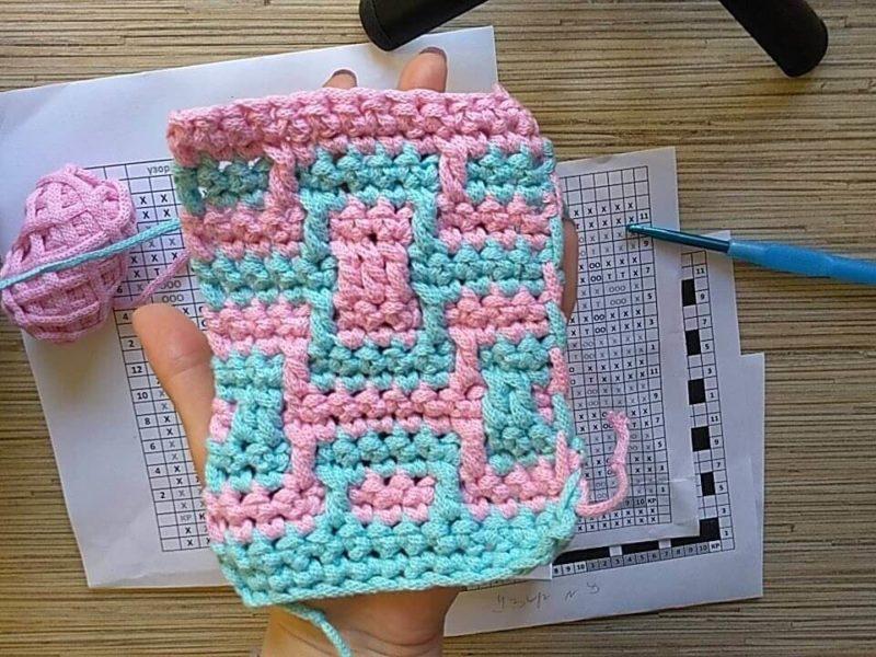 Магазин узоров Mosaic Crochet