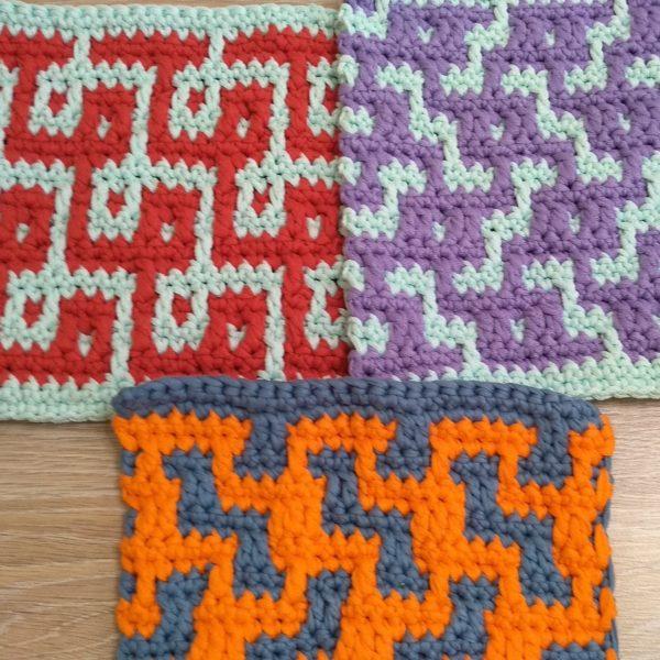 Набор 23 схемы вязания